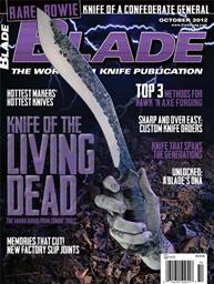 Blade Magazine 2012