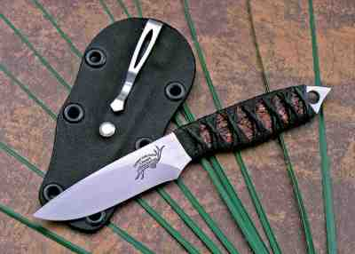 Firefly Neck Knife with Cord Wrap