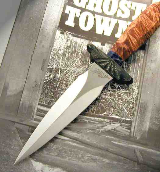 Ghost Town Dagger