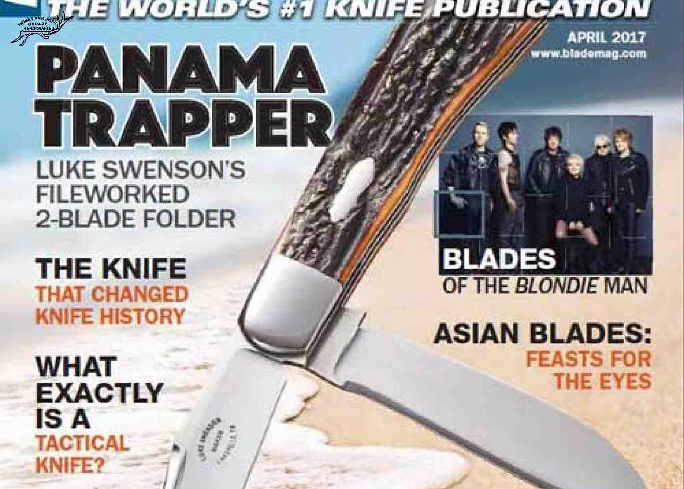 Blade Magazine April 2017
