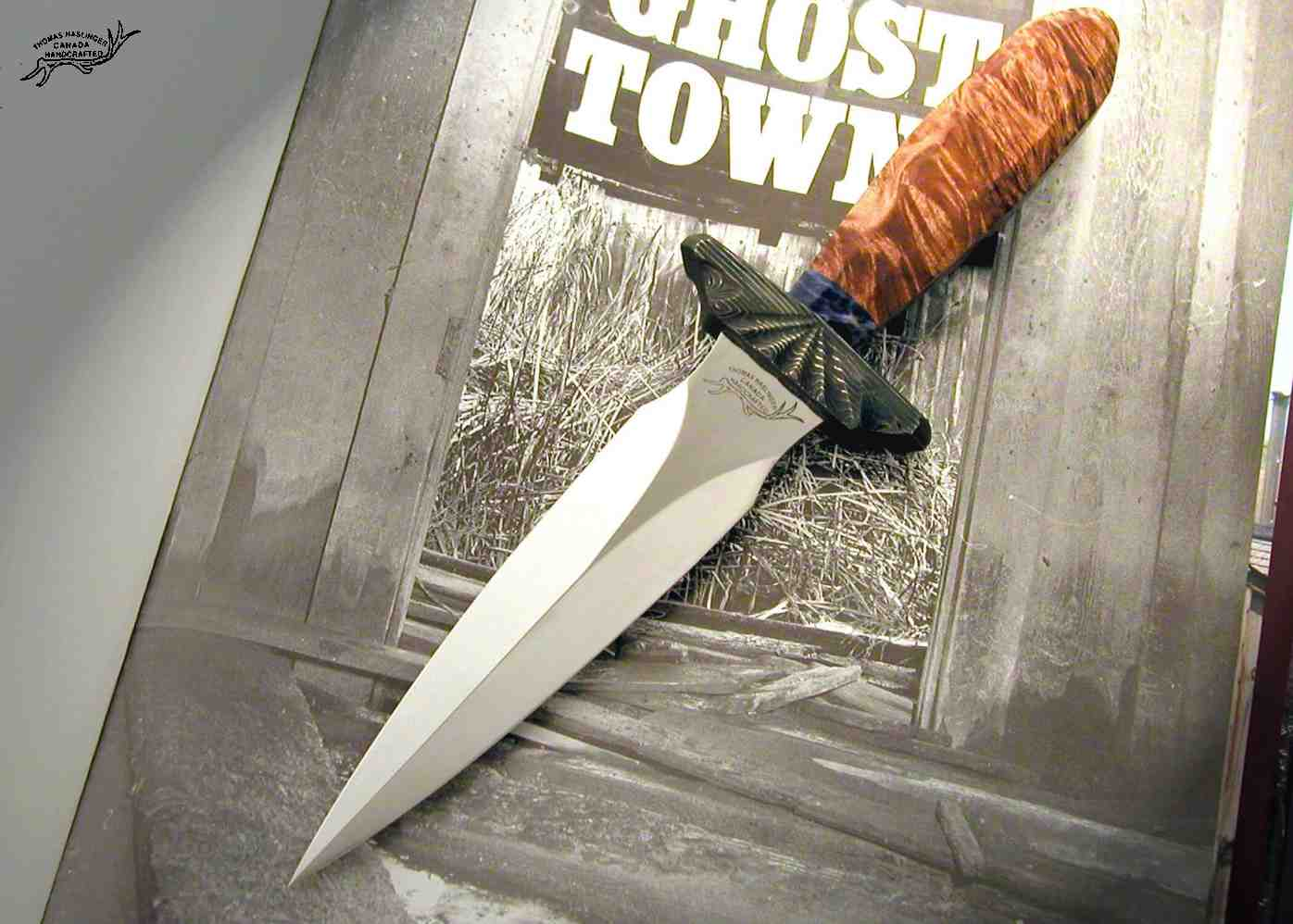 Ghost Town Dagger